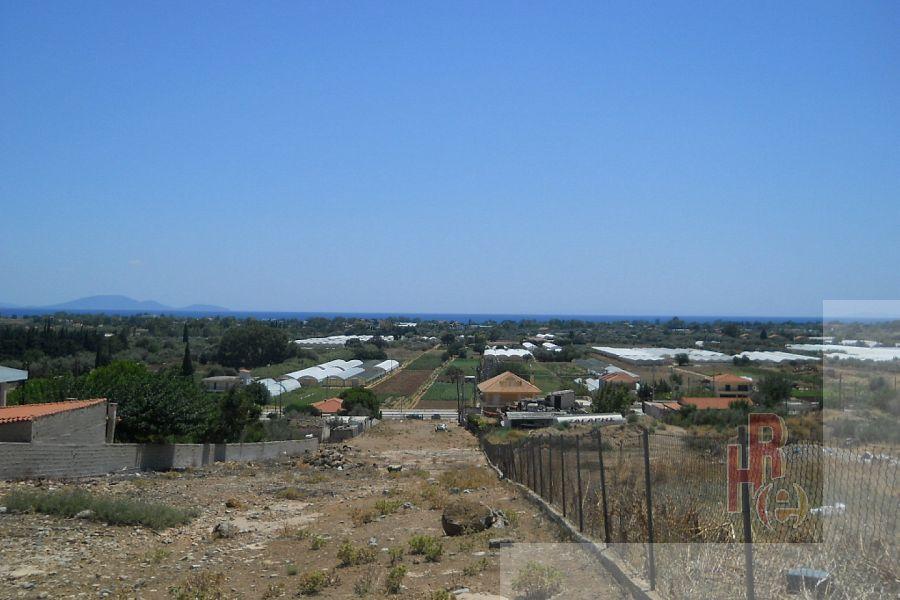 Οικόπεδο στο Σχινιά με οικοδομική άδεια