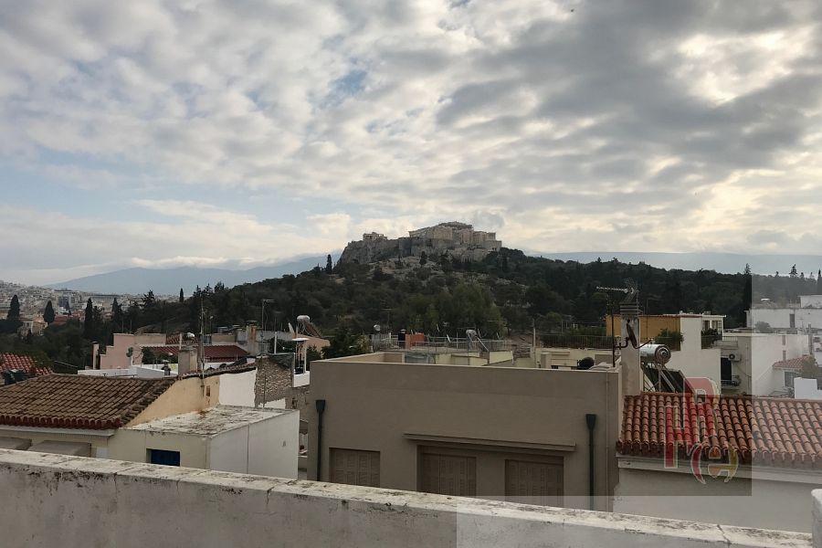 Καινούρια μονοκατοικία στο Θησείο, Αθήνα.