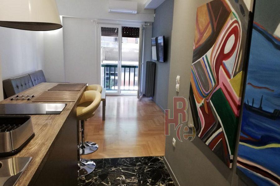Cozy επιπλωμένο διαμέρισμα στην περιοχή του Παγκρατίου