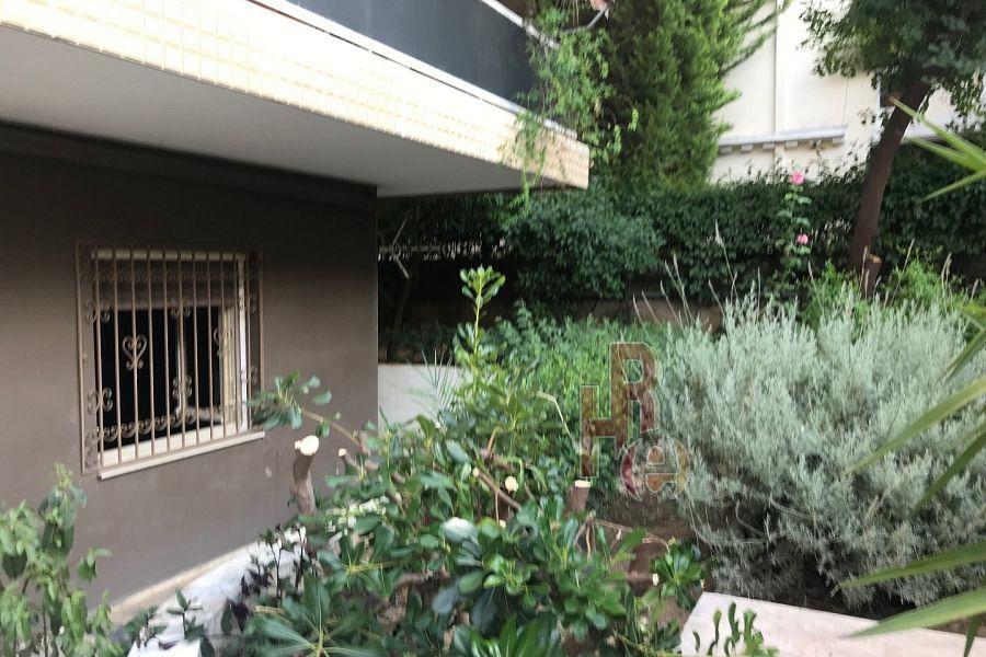 Ισόγειο διαμέρισμα με κήπο στο Χολαργό