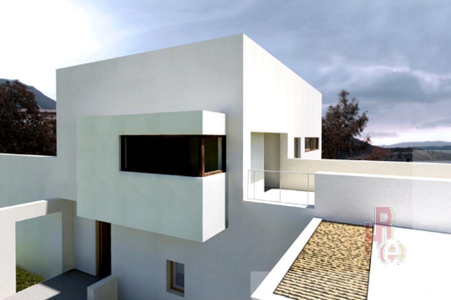 Design κατοικία στα Μέθανα πολύ κοντά στη θάλασσα