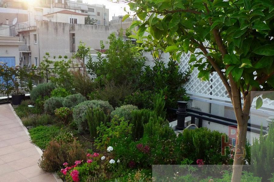 Ρετιρέ οροφοδιαμέρισμα υψηλής αισθητικής στην Ακρόπολη