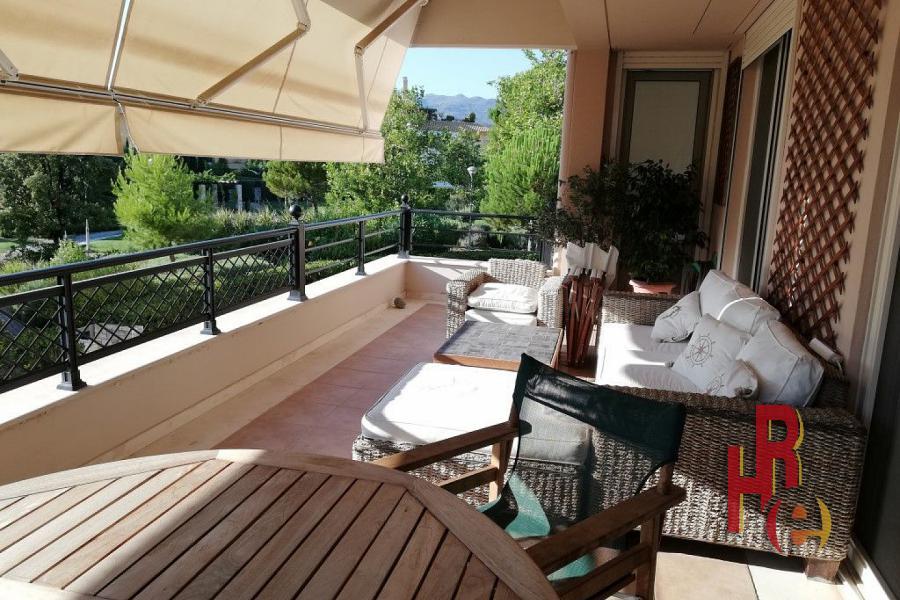 Διαμέρισμα στην Παλλήνη, στον λόφο Έντισον.
