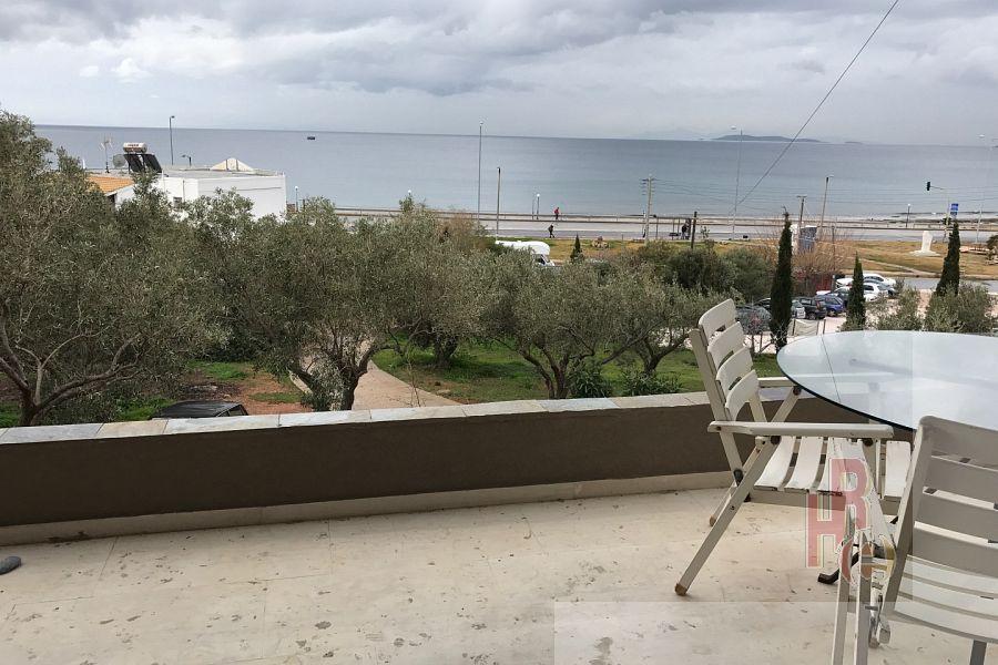 Μονοκατοικία στο κέντρο του Λαγονησίου με θέα θάλασσα