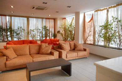 Operating hotel in Kallithea, close to Syggroy