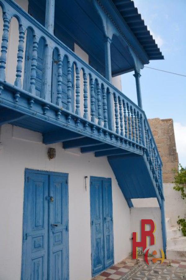 Αρχοντική μονοκατοικία στο Φρυ, στην Κάσο, με μαγευτική θέα