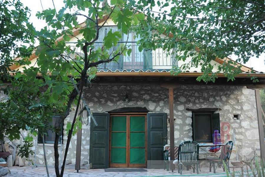 Επιπλωμένη μονοκατοικία στο Πανοχώρι Δραγάνου, Λευκάδα